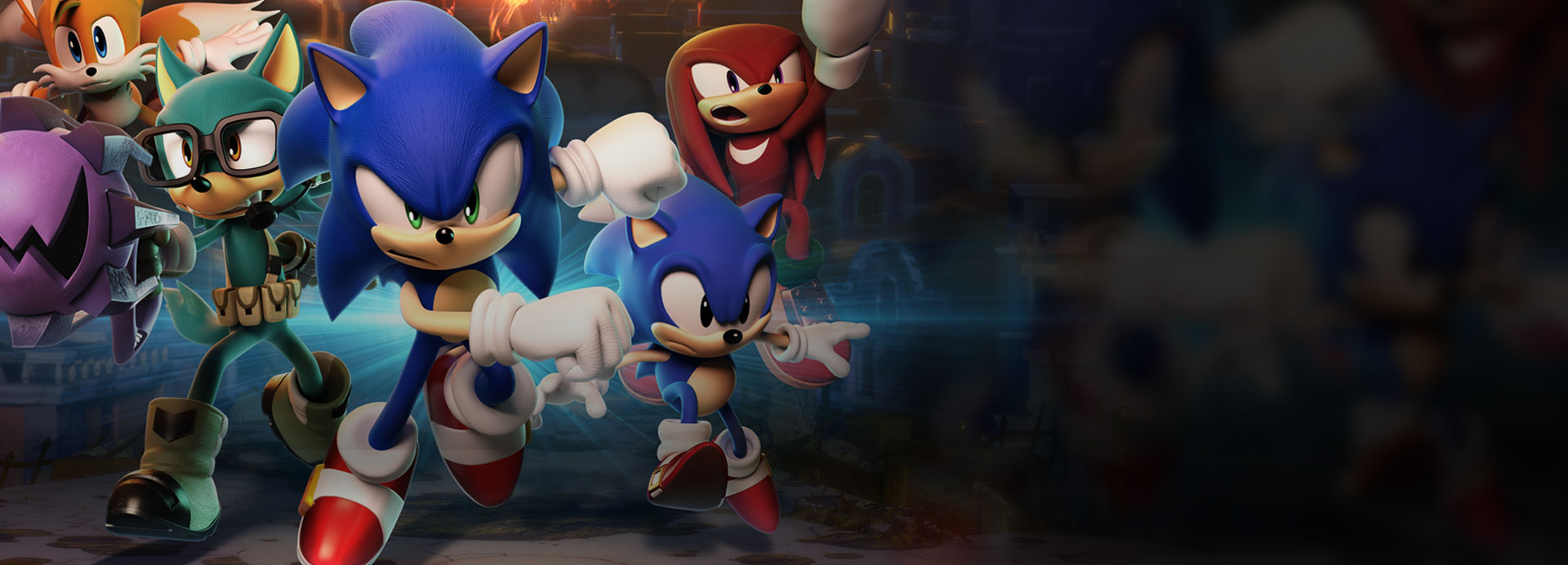 PS4 | Sonic The Hedgehog